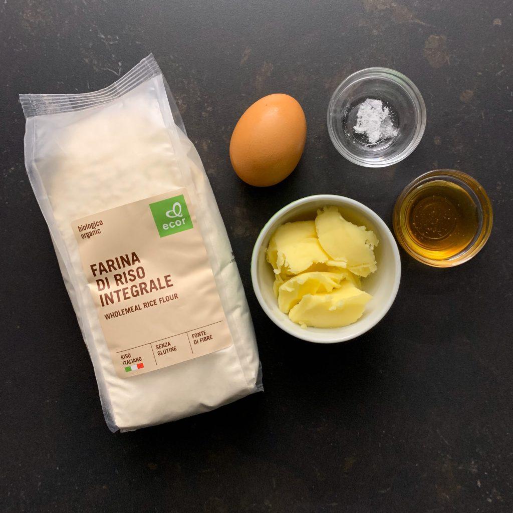 Ingredienti Gallinella