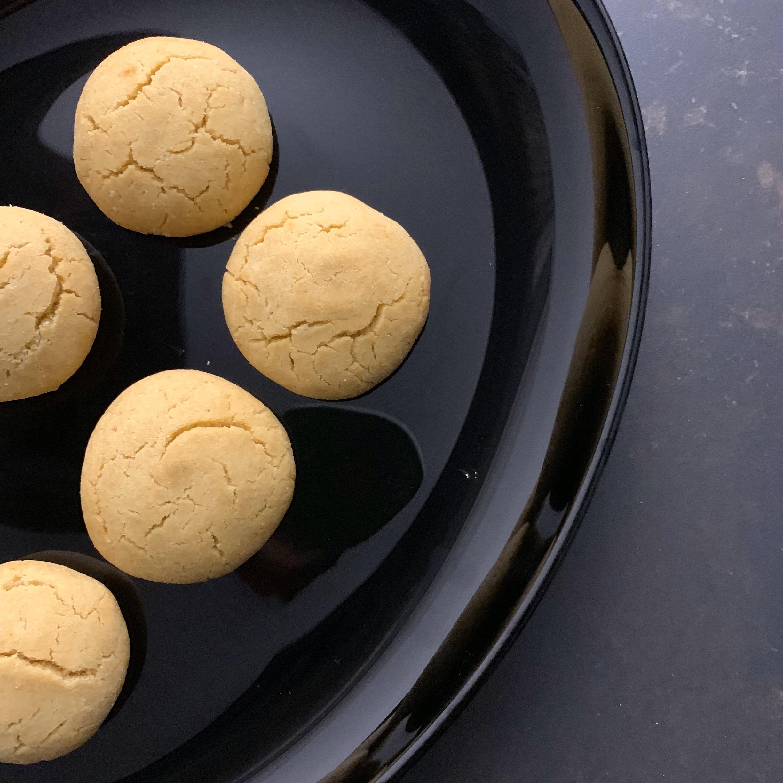 Biscotti Nuvole di RIso
